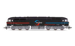 Hornby R3888 Floyd Rail Class 56 No.659.002 [NOT YET RELEASED]